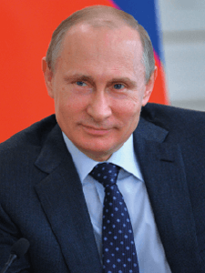 Vladimir Putin, The President Of The Russian Federation