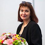 Olga Khotochkina, Exhibition director